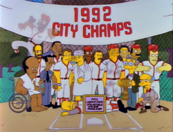 Homer at the Bat