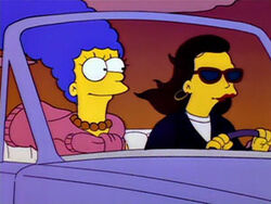 Marge on the Lam