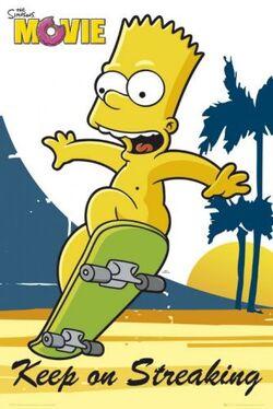Poster Bart-poster-streak-01