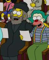 File:Rabbi Hyman Krustofsky and his son Krusty.png