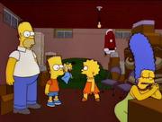 Simpsonowie w piwnicy