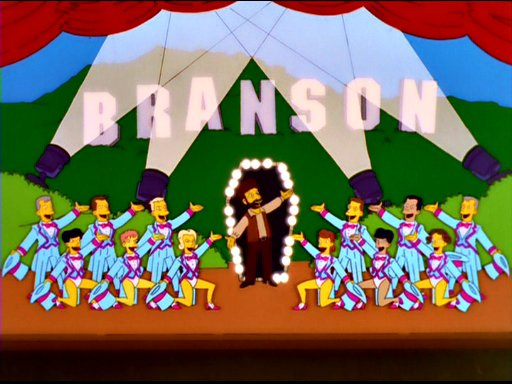 Ode To Branson
