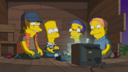 Treehouse of Horror XXX Promo Image 2