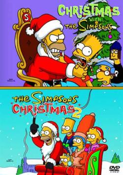 The Simpsons Christmas Dvd.Christmas With The Simpsons The Simpsons Christmas 2