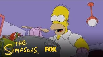 Homer Cooks A Meal Using His Own Recipe Season 29 Ep. 4 THE SIMPSONS