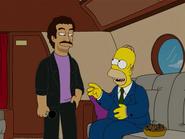 Lionel Richie e homer