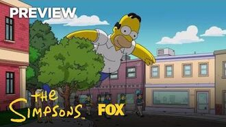 Preview Breaking News Season 29 Ep. 6 THE SIMPSONS