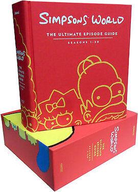 Simpsons world guide 1-20 avat0