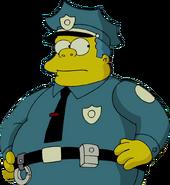 Clancy Wiggum in The Simpsons Movie
