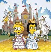 Lisa la reine du drame