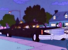 Raphael chofer limousine