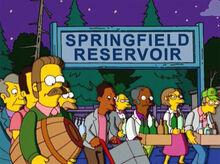 Reservatório springfield reunião bebidas