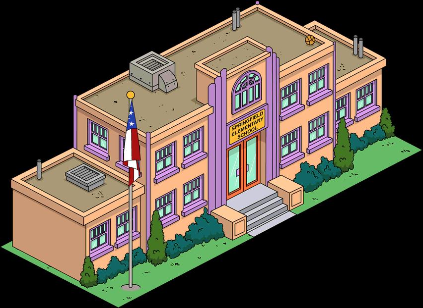 Springfield Elementary School Simpsons Wiki Fandom