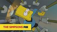 """Star Trek"" Credits THE SIMPSONS ANIMATION on FOX"