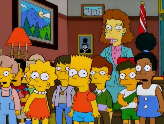 File:Bart vs. Lisa vs. the Third Grade 76C.JPG