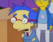 Milhouse chilly