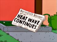 Poppa'sGotABrandNewBadge HeatWaveContinues