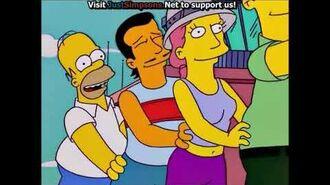 The Simpsons - Conga Line