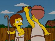 HomerAndNed'sHailMaryPass-FlandersHomeMovieAttempt1