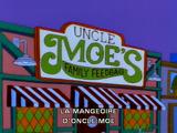 La mangeoire d'oncle Moe