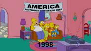 Simpsons 1998