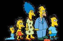 Simpsons on Tracey Ullman
