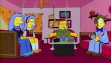 Il était une fois Homer et Marge - Clancy Bouvier