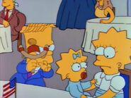 Mr. Lisa Goes to Washington 129