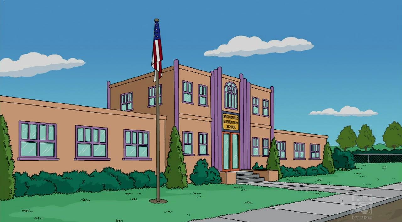 Springfield | Simpsons Wiki | FANDOM powered by Wikia