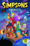 The Simpsons Comics 218
