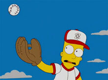 Bart perde a bola 18x18