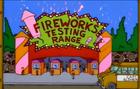 Fireworks Testing Range