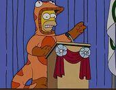 Homer maire!