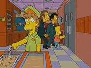 Mafia in Krusty Burger