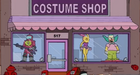 Springfield Costume Shop