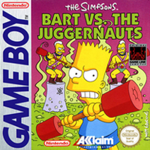 220px-The Simpsons - Bart vs. the Juggernauts Coverart