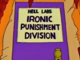Ironic Punishment Division