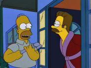 Homer Loves Flanders 22