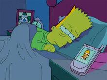 Homer celular bart madrugada