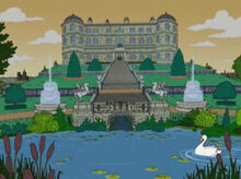 Palácio conde de monte gordo