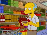 Pan Burns na zakupach