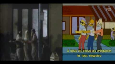 ZZ Top vs Simpson
