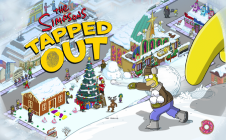 Święta 2015 Tapped Out
