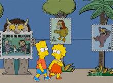Bart lisa wild beasts selos