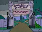 Springfield cemetery