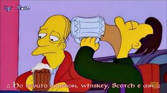 -I Simpson- George Thorogood and the Destroyers - One Bourbon, One Scotch, One Beer (Sub Ita)