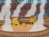 Bart and Skinner Allergy
