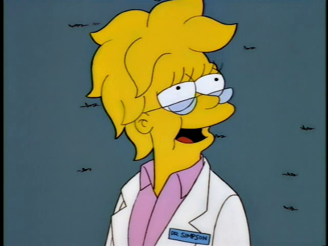Pic Homer Simpson Marge Simpson The Simpsons-pic6691
