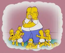 Homer homer homerzinhos