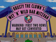 Krusty bar mitzvah show 15x06